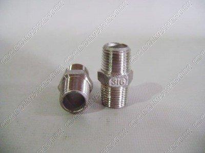 Niple 12 BSP Inox