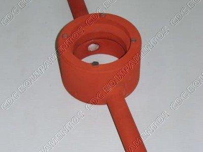 Chave de Pinos para Defletor de Óleo 515674 80
