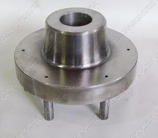 Como é o processo de fabricação das peças e acessórios <br /><strong>para Separadoras centrífugas?</strong>