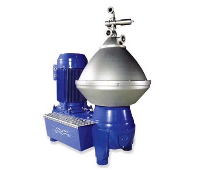 Quais são os modelos de <br /><strong>Separadoras centrífugas para fermentação alcoólica?</strong>
